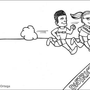 Commisioner's race