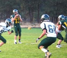Liberty Bell routs Yakama Nation, 70-48, faces them again Friday in homecoming game