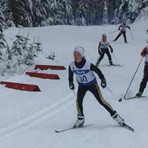 Nordic team travels to Canada, tunes up for Race of the Methow