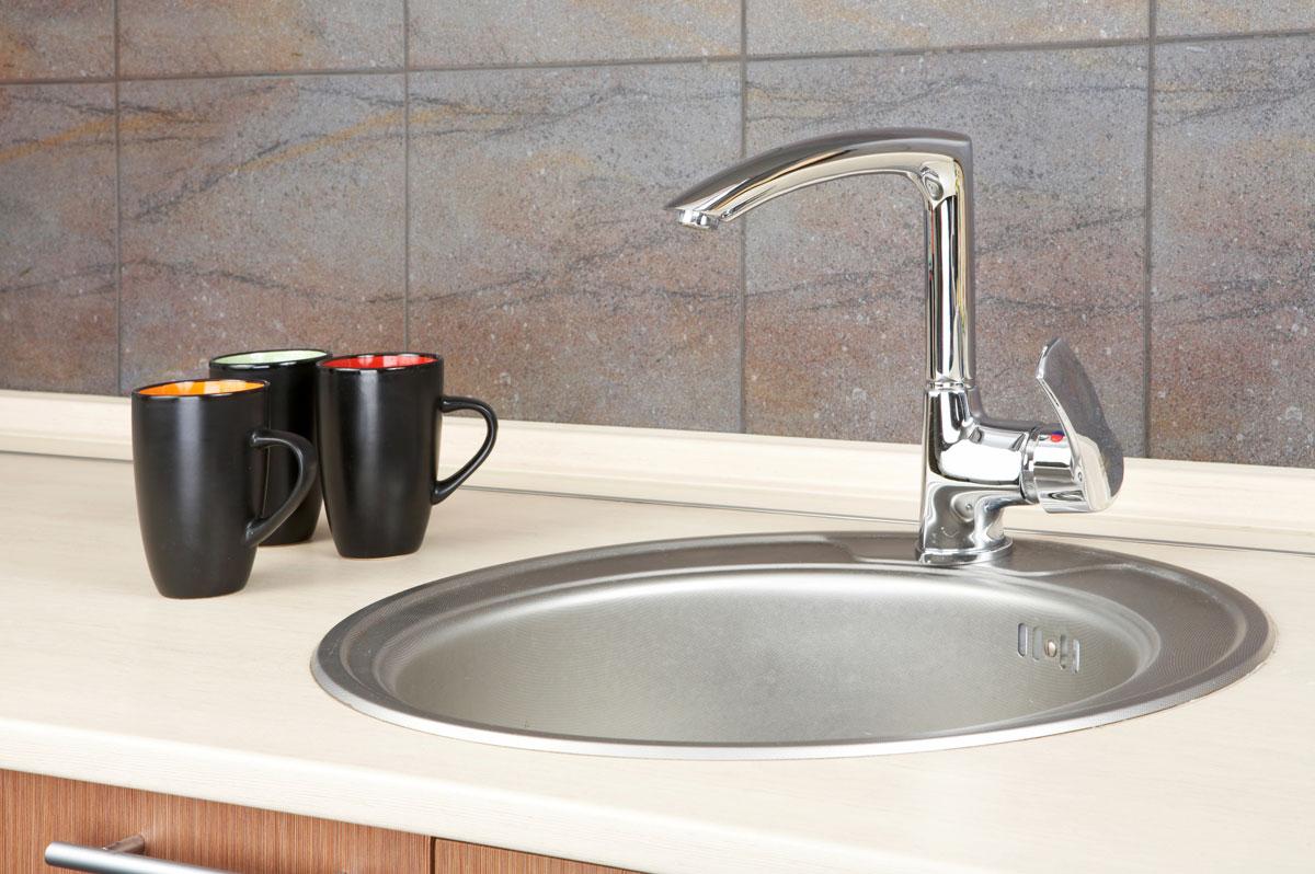 unclog kitchen sink kitchen sink draining slowly Unclog a Kitchen Sink How