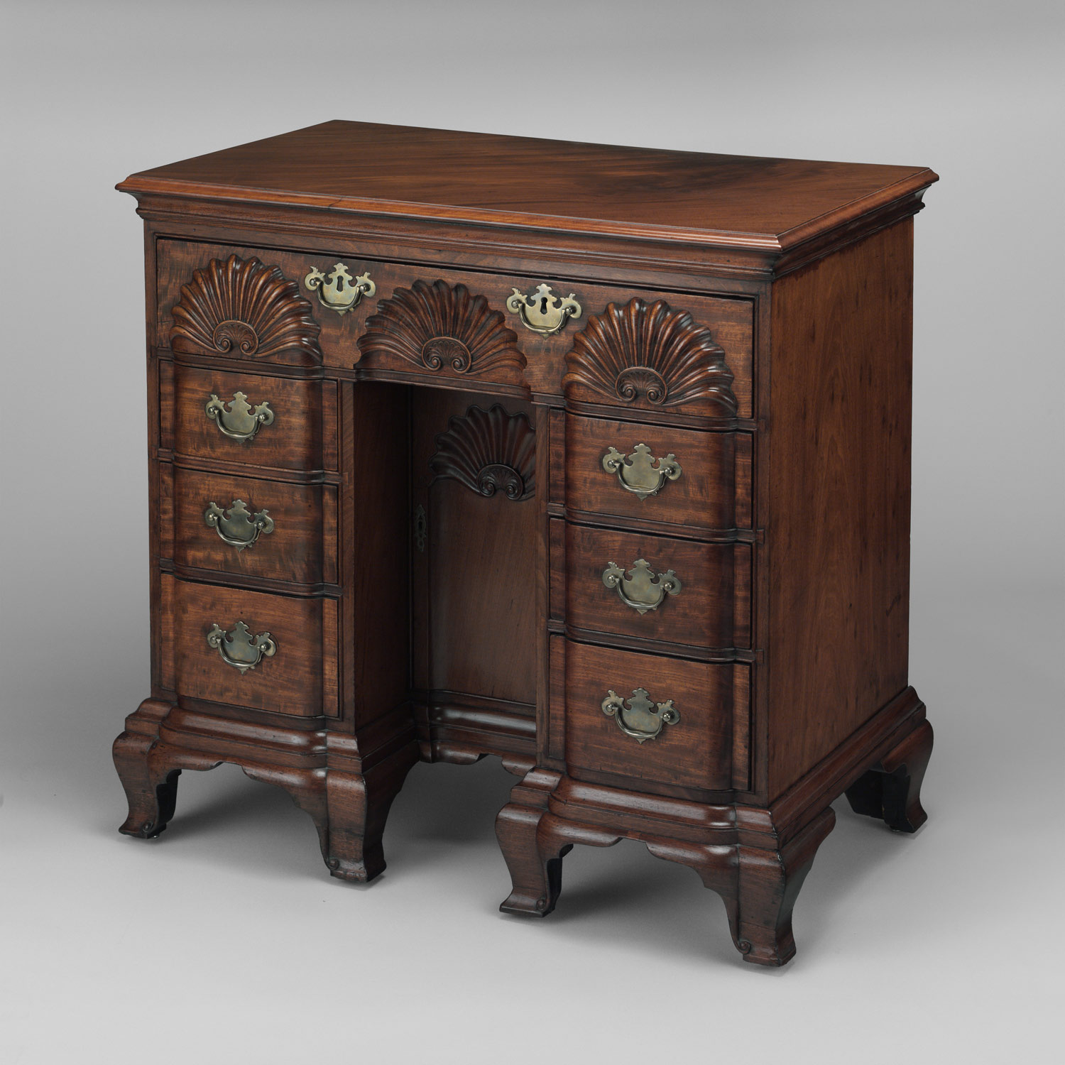 Table Bureau Bureau Table Attributed To John Townsend 10 125 83 Work Of
