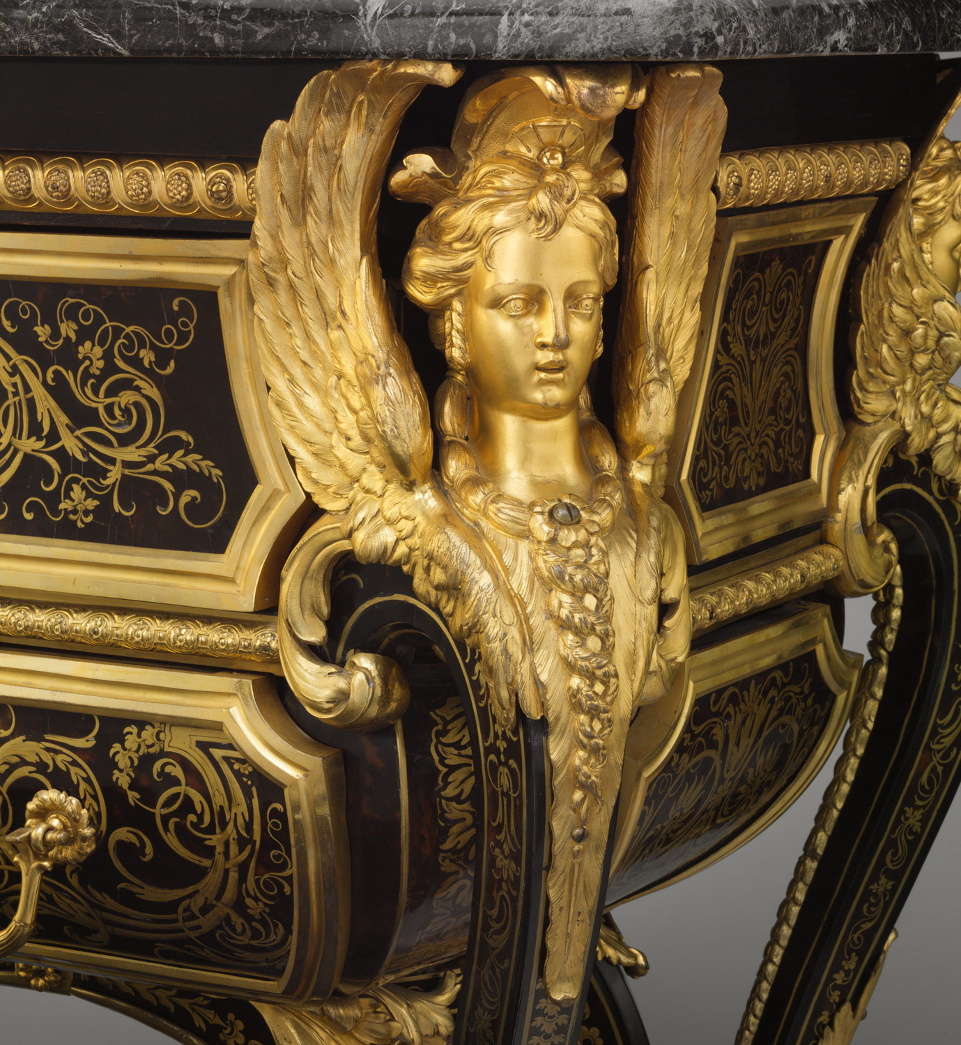 Belle Commode Commode | Andre-charles Boulle | 1982.60.82 | Work Of Art