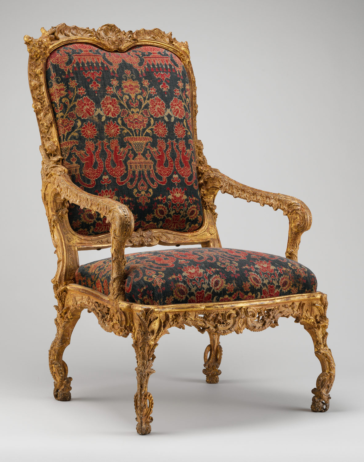 Fauteuils Baroques French Furniture In The Eighteenth Century Seat Furniture Essay