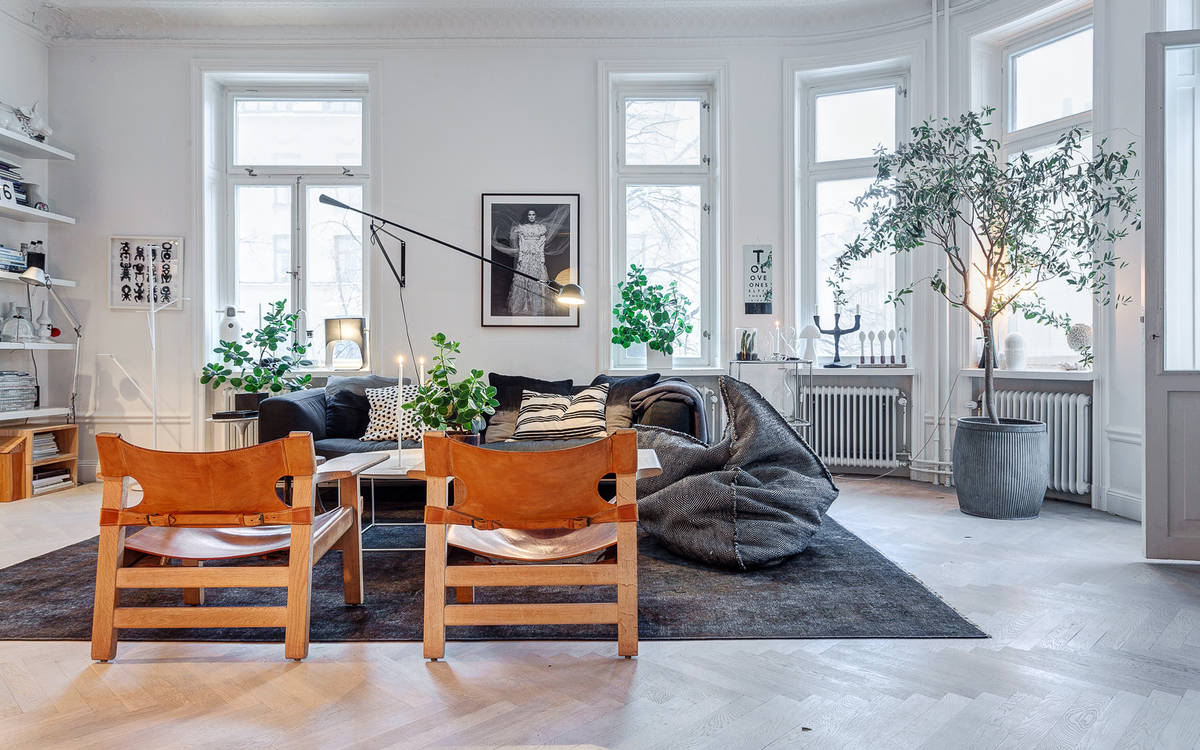 Swedish Living Room Swedish Interior Stylist Lotta Agaton Living Room White Interior