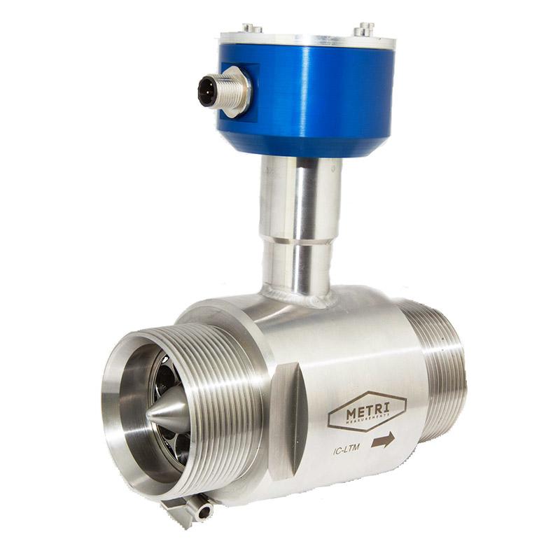 Metri IC-LTM Turbine Flow Meter Metri Measurements