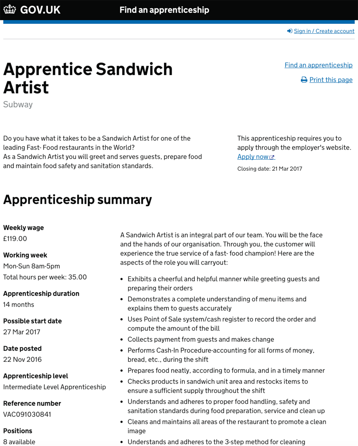 Apprenticeship Job Gateshead Subway Criticised For Paying Apprentices 3 50 An Hour
