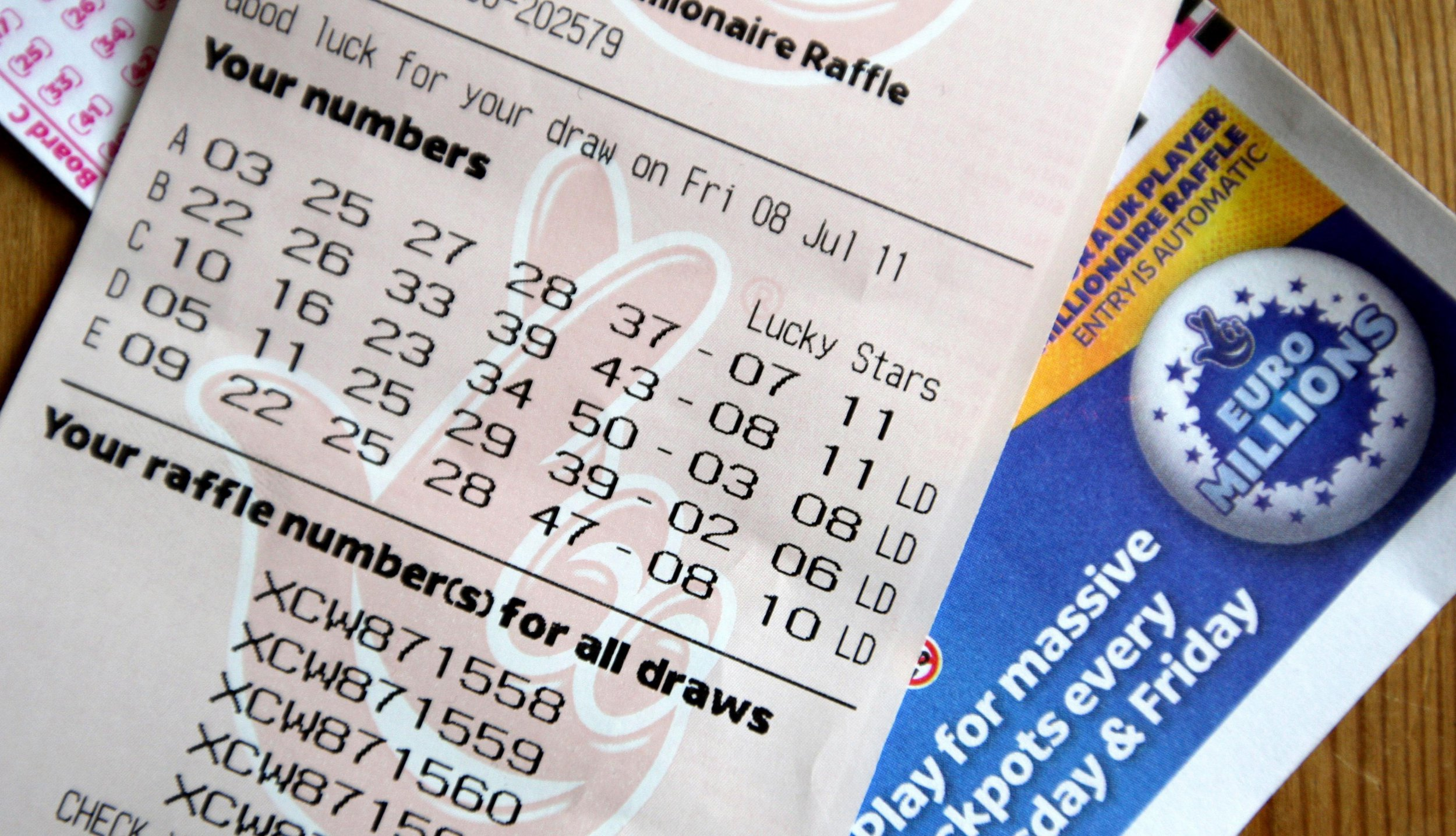 Lotto Euromillions When Is The Next Euromillions Draw And What Is The New Jackpot