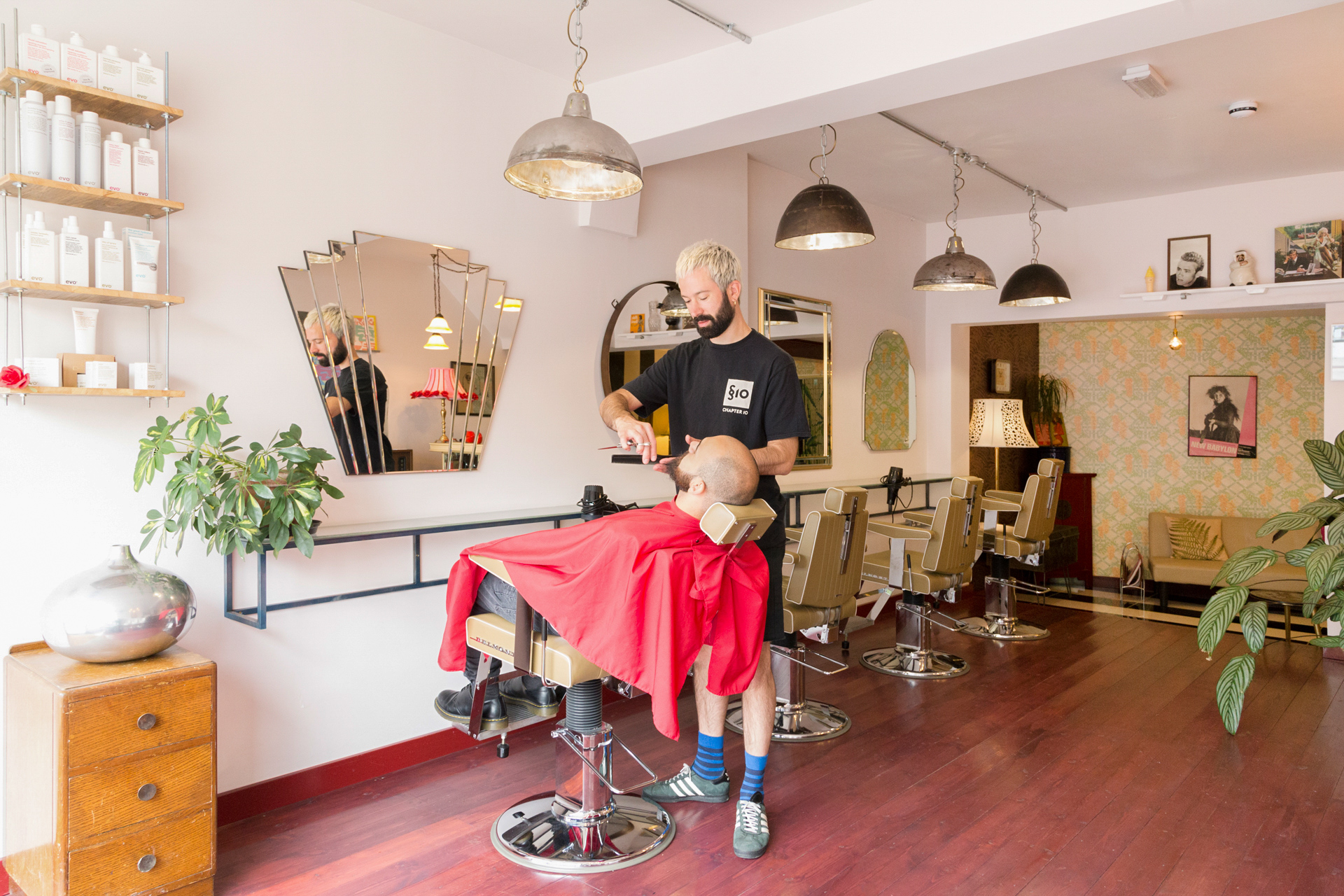 Hairdressing Salon Six London Salons Offering Vegan Hairdressing Services Metro News