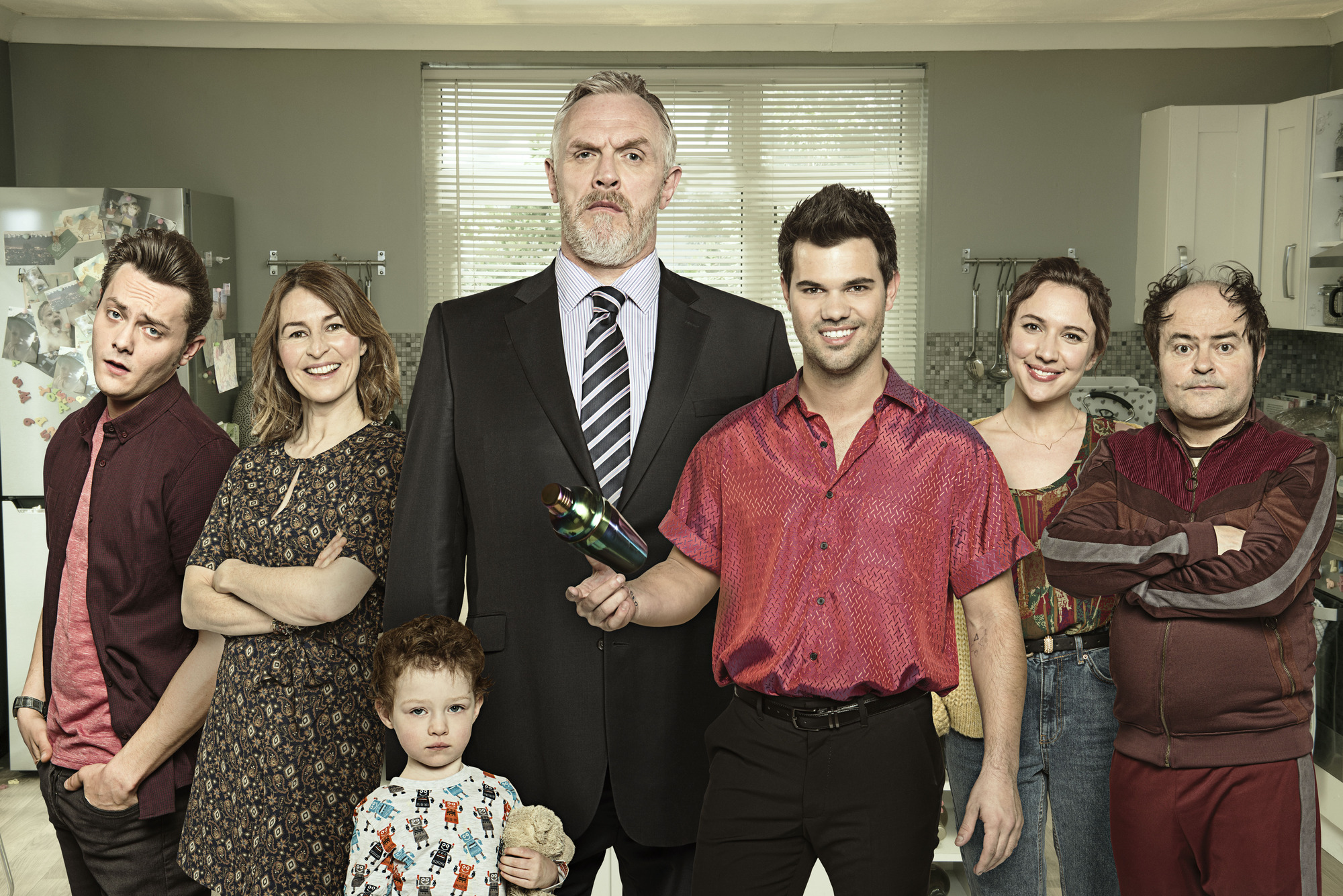 Cast Tv Channels Cuckoo Season Four Time Channel Cast And What To Expect Metro News
