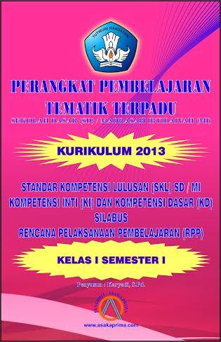 Rpp Sd Kls 2 2013 Kumpulan Rpp Lengkap Kurikulum 2013 Edisi Revisi Pusat Perangkat Pembelajaran Tematik Terpadu Rpp Sulabus Kurikulum 2013 Sd