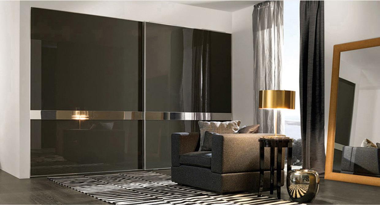 Puertas correderas con espejo beautiful armarios puertas - Puertas de espejo ...