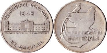 Belize Guatemala dispute coin