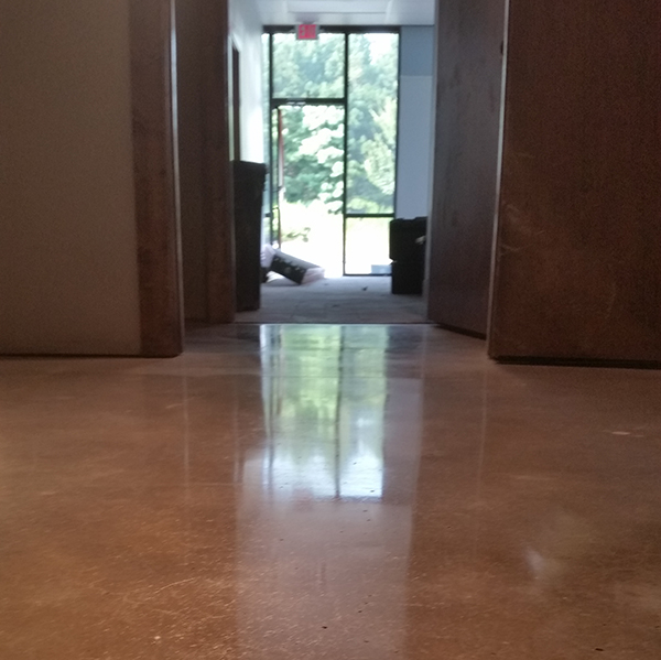 Concrete polishing archives metrocrete for Caring for polished concrete floors