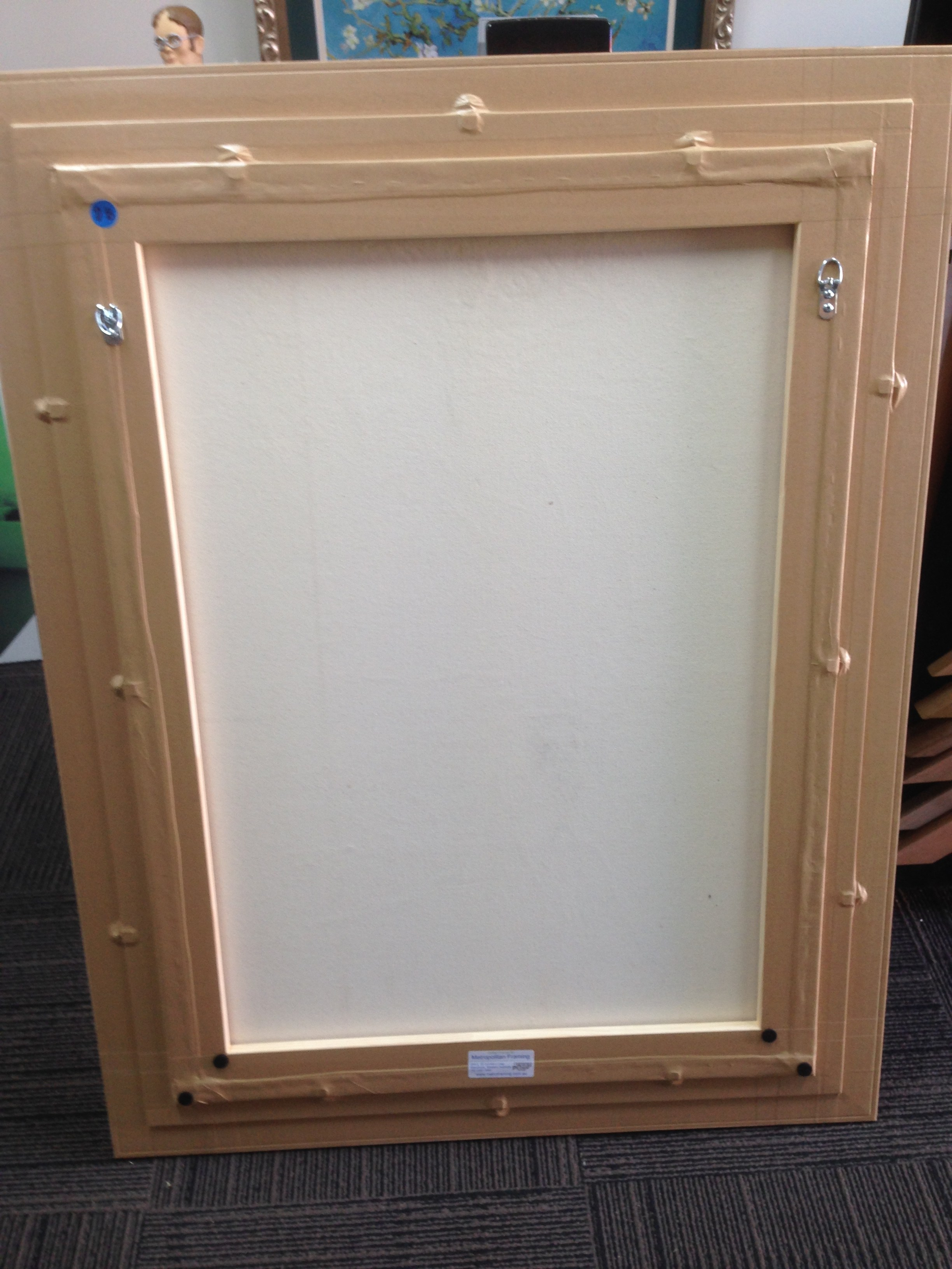 Frames Perth Canvas Stretching Perth Picture Framing And Encaustic