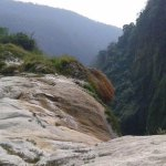 Cascada Tamul seca