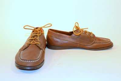 Vintage Boat Shoes-9