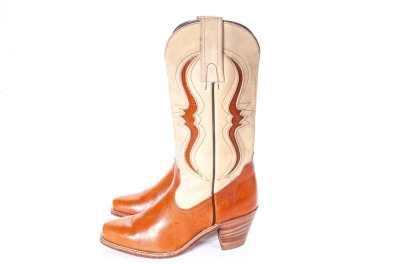 Women's FRYE Cowboy Boots Size 7