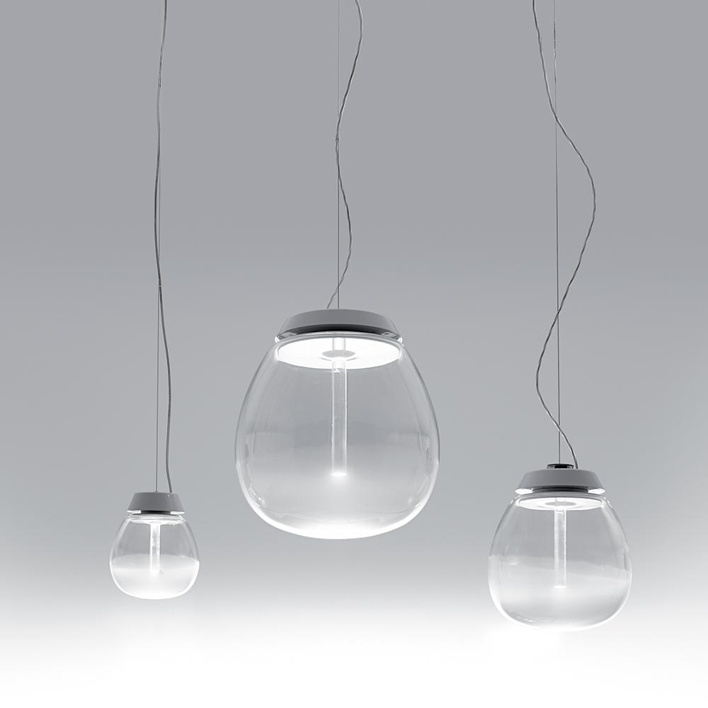 Artemide Suspension Artemide Empatia 16 Suspension Dimmable 2 Wire Metropolitandecor