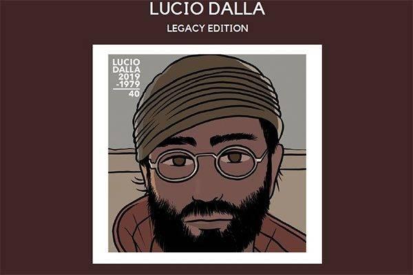 Lucio Dalla: il video del brano capolavoro 'L'anno che verrà'