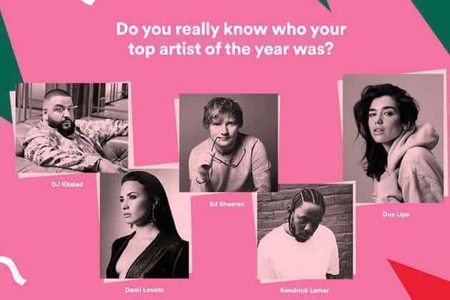 Online Spotify Wrapped 2019: quale artista avete ascoltato di più?