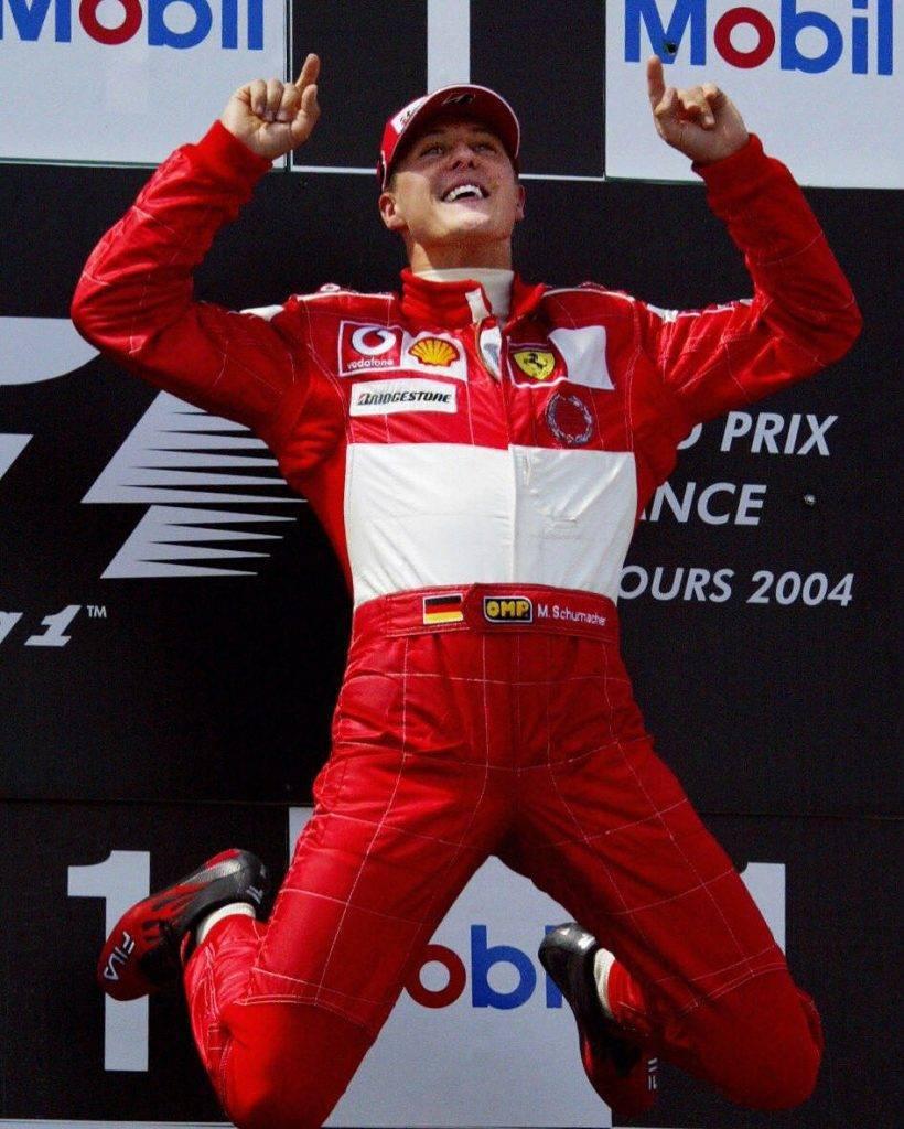 Michael Schumacher compie 51 anni, la Ferrari: