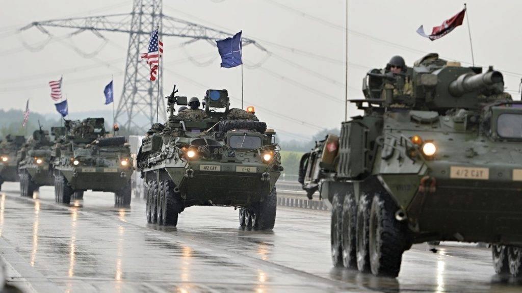 Migliaia di soldati Usa in Europa, cui prodest?