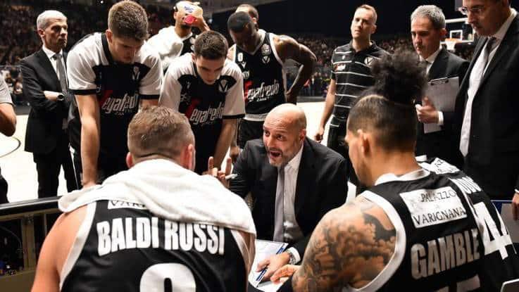Basket, Serie A finita per il Coronavirus: titolo non assegnato ?