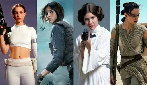 Star Wars: Una quarta serie tv, al femminile, in sviluppo a Disney+