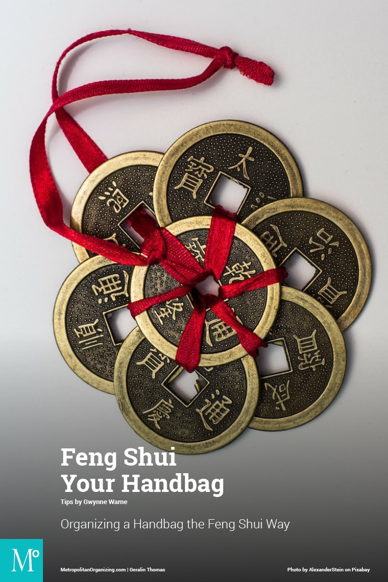 Feng Shui Your Handbag