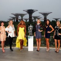BNP PARIBAS WTA Finals Singapore (17TH OCTOBER – 26TH OCTOBER 2014)