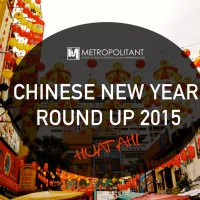 Chinese New Year Round Up 2015