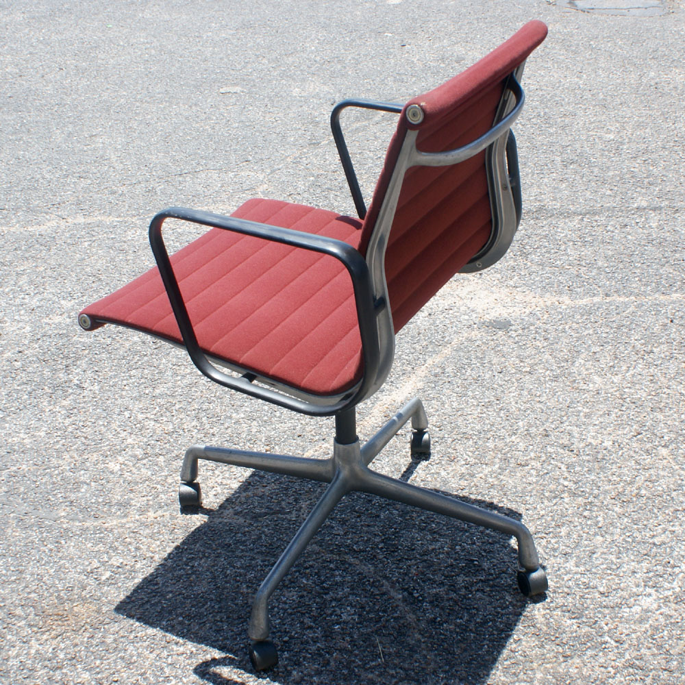 Eames Chair Herman Miller Ebay Midcentury Retro Style Modern Architectural Vintage Furniture From