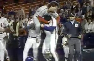 Mets and Phillies Brawl to End 1989 Season