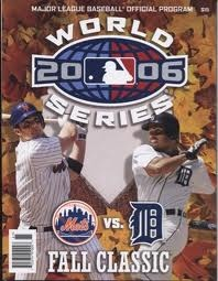 2006 mets tigers world series