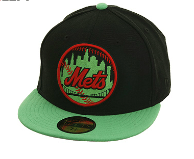 ugly green mets cap