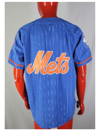 blue mets fashion jersey