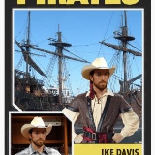 ike davis pirates
