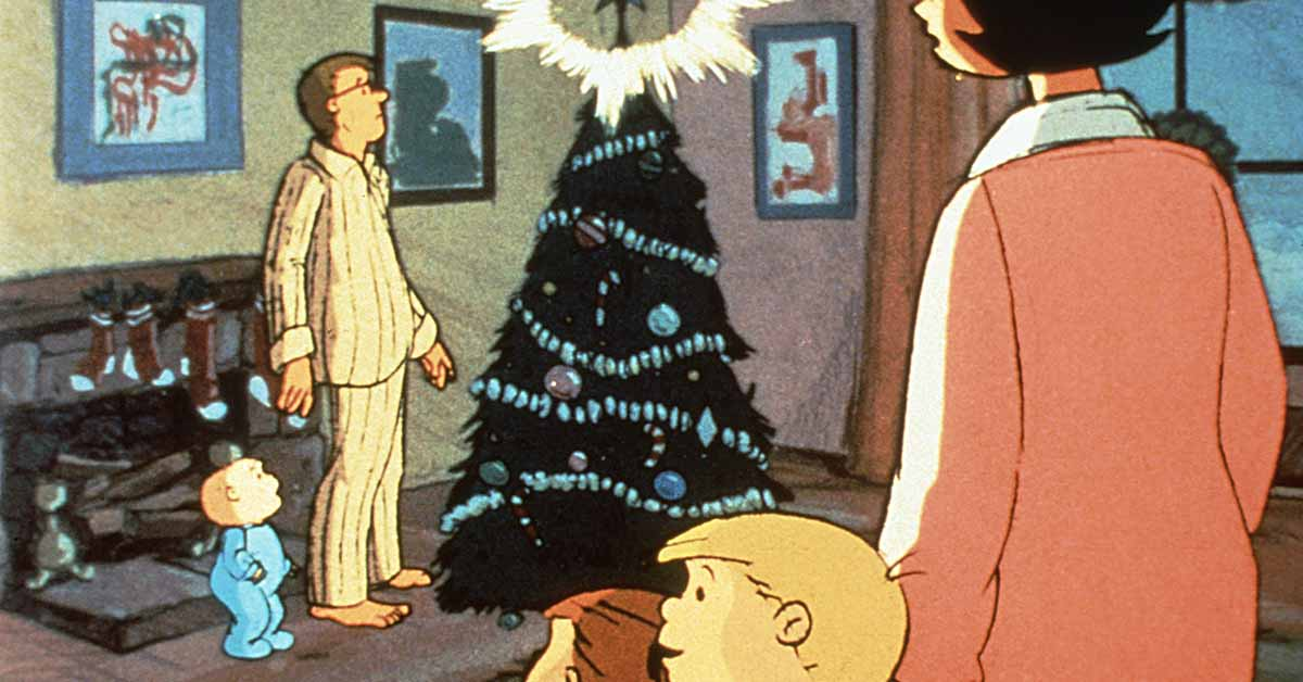 9 forgotten cartoon Christmas specials of the 1970s