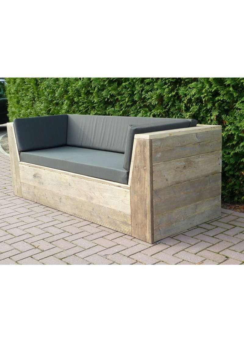 Loungebank Met Kussens Loungekussens Set Loungebank Cartenza