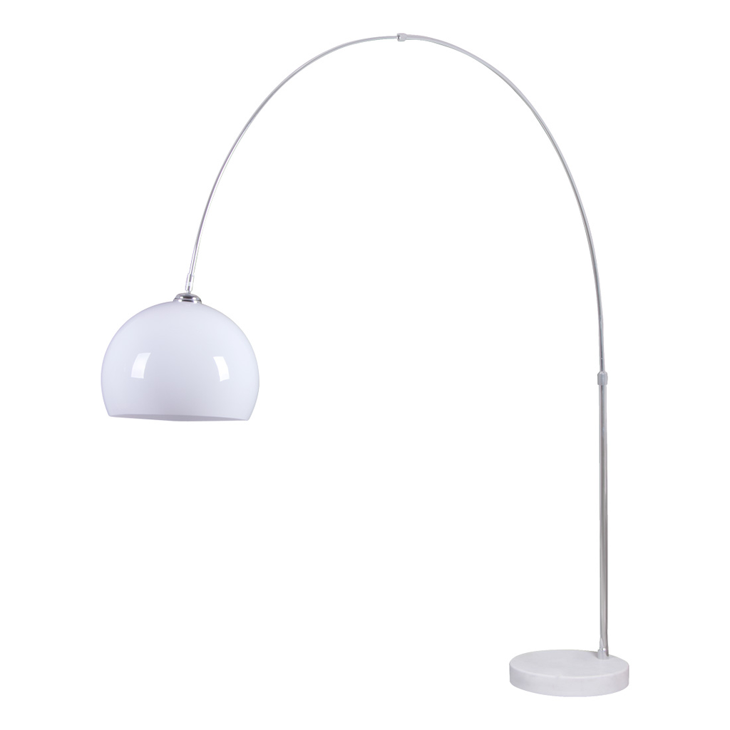 Staande Lamp Meubeltop Staande Lamp Arcus Wit Van Fashion For Home