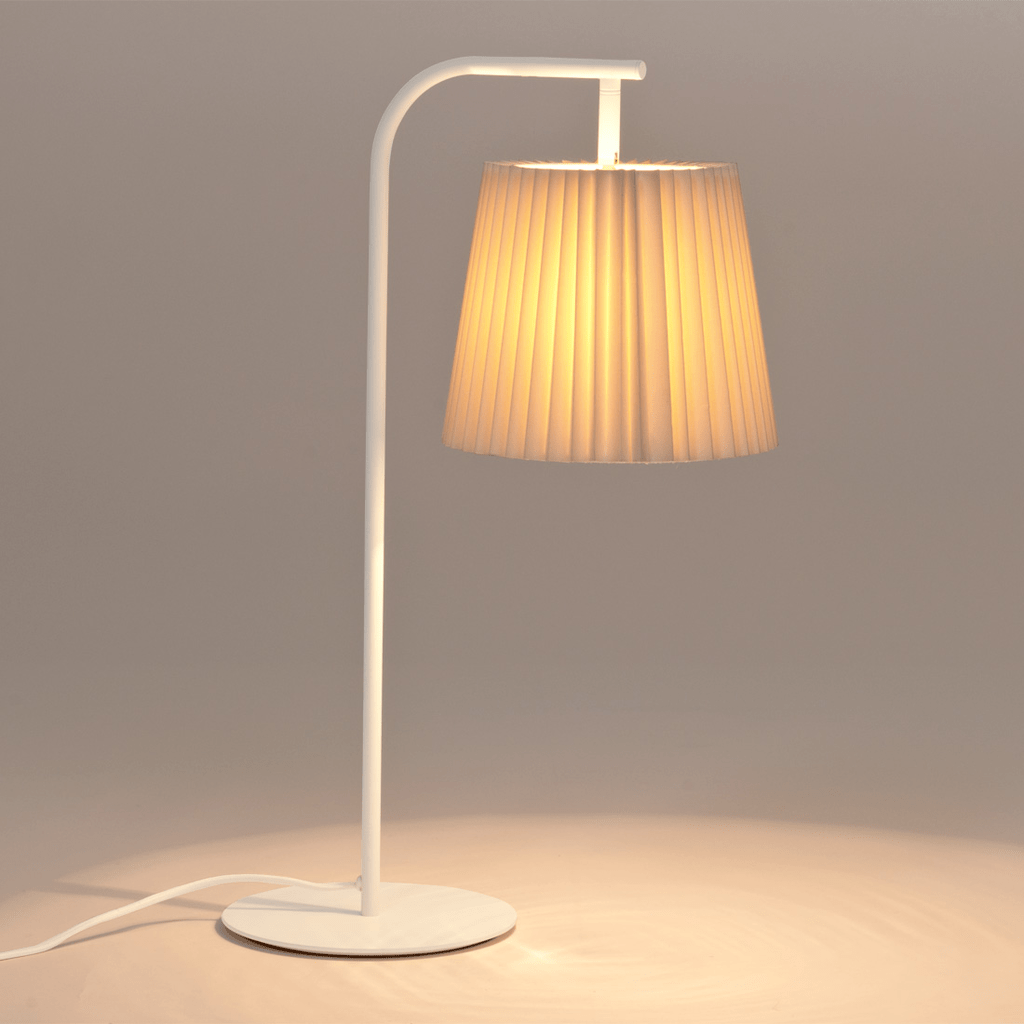 Lampen En Licht Nl Meubeltop Tafellamp Ceres Wit Van Fashion For Home Lampen