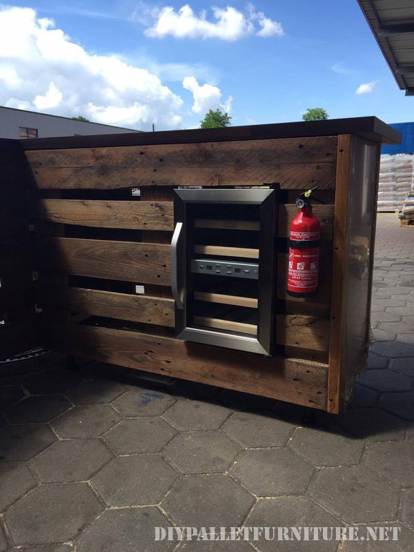 Meuble Salle A Manger Palette Barbecue Avec Des Palettesmeuble En Palette | Meuble En