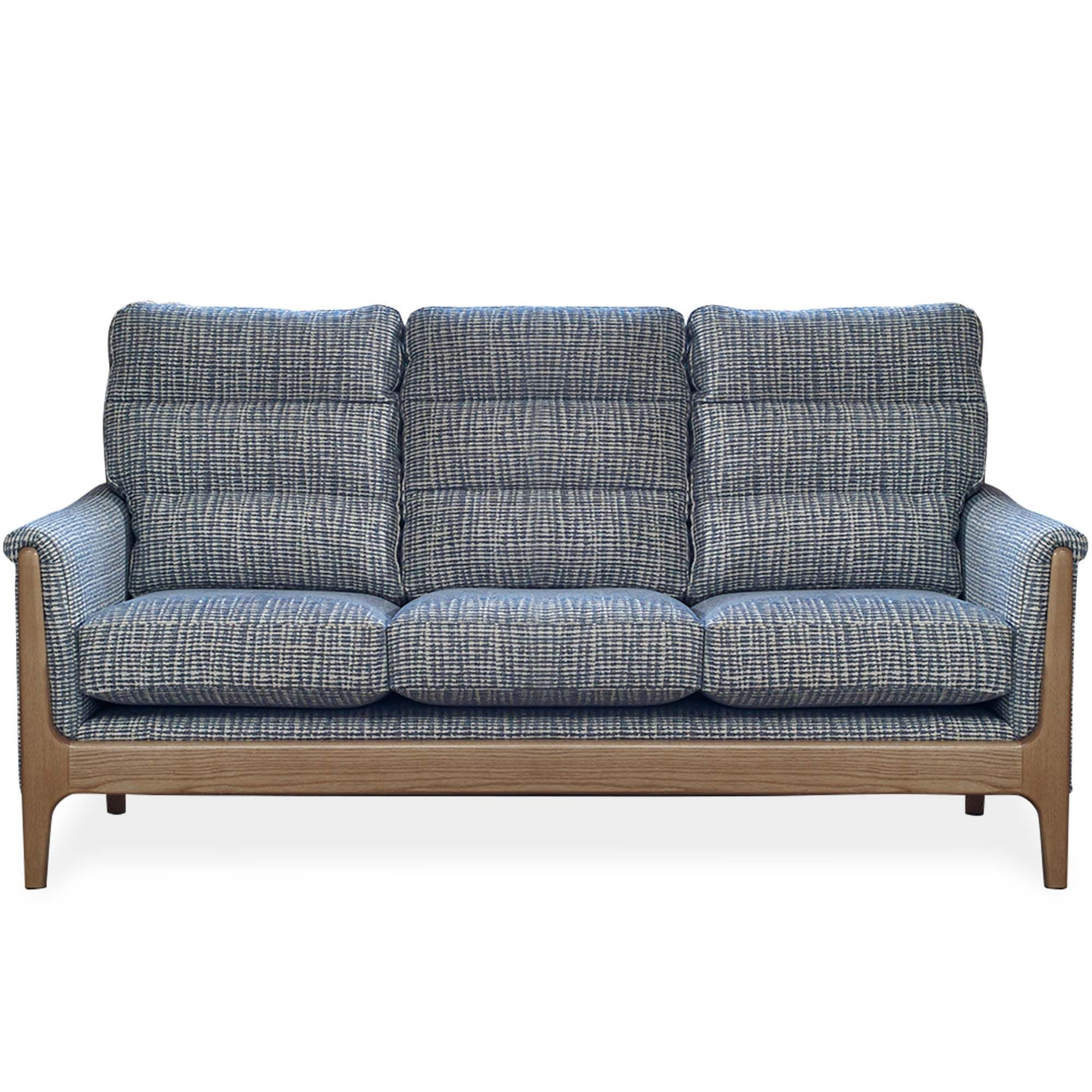Cintique Lydia 3 Seater Sofa Fabric D Fabric Sofas Meubles - Lydia 2 Seater Sofa