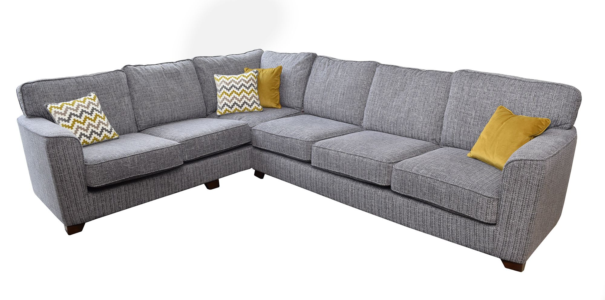 Meubles Furniture Ireland Bali 4 Seater 2 Seater Corner Sofa Lhf Fabric B