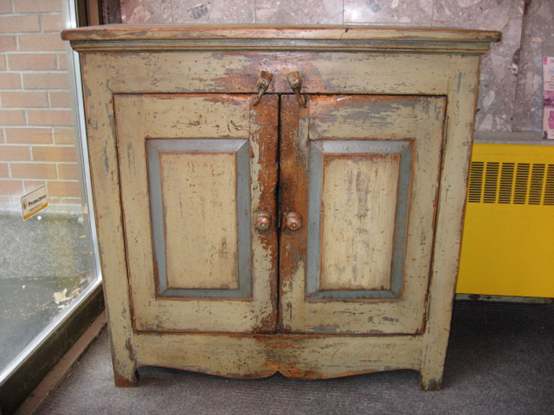 Transformer Meuble Ikea Buffet-bois-ancien-caseine-antique-patriotes-laval