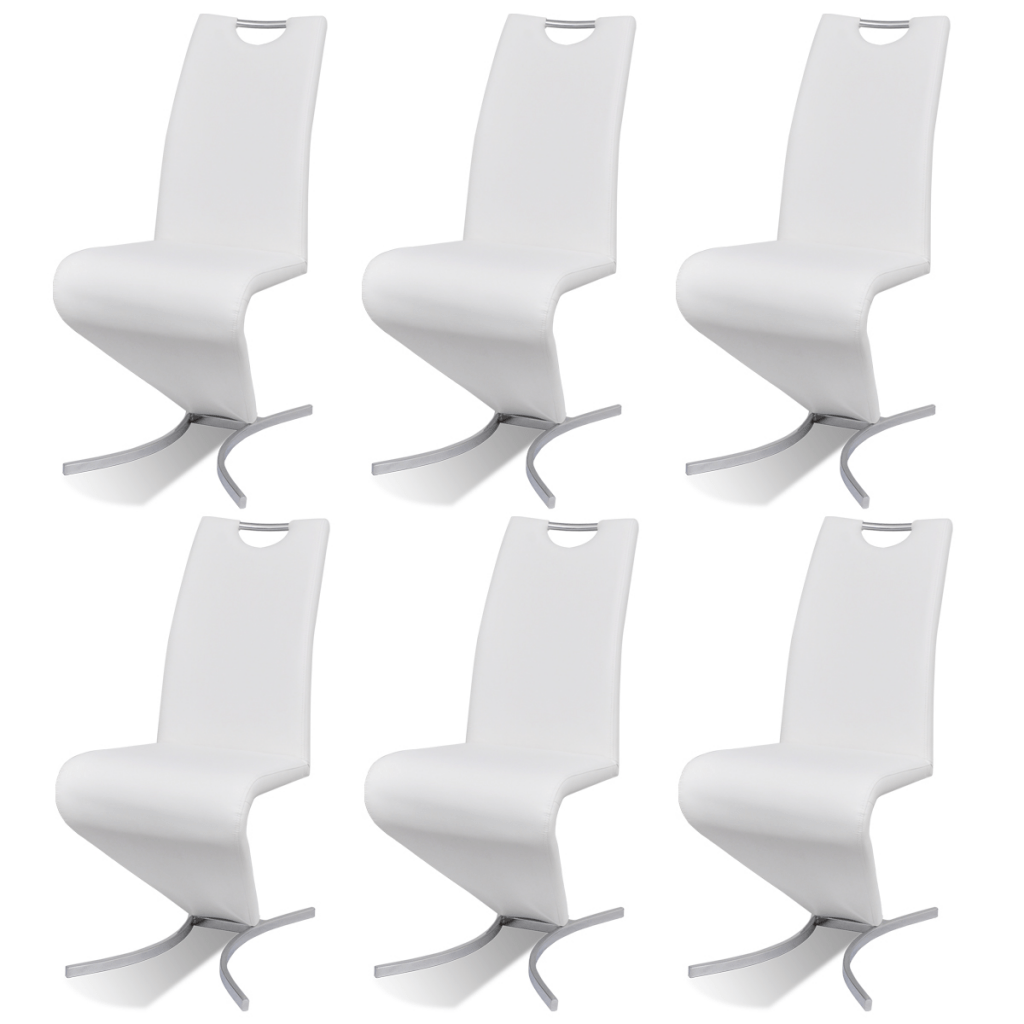 Chaises Blanches Chaises Blanches Design Salle Manger Fabulous Design