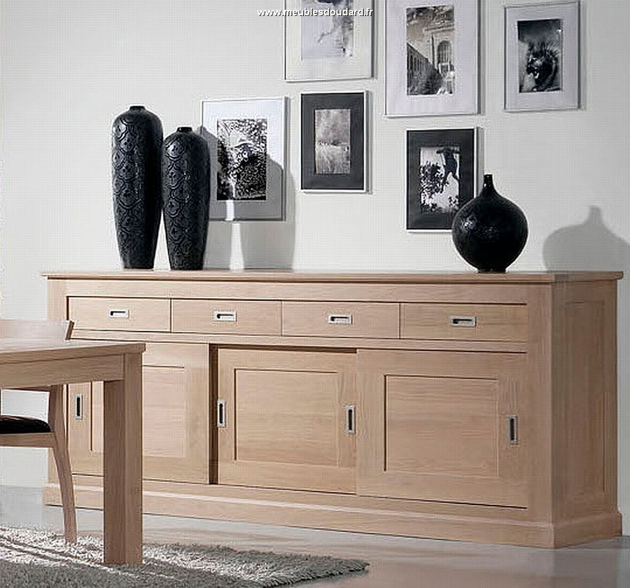 Buffets Bas Contemporains Meubles Contemporains En Bois Massif