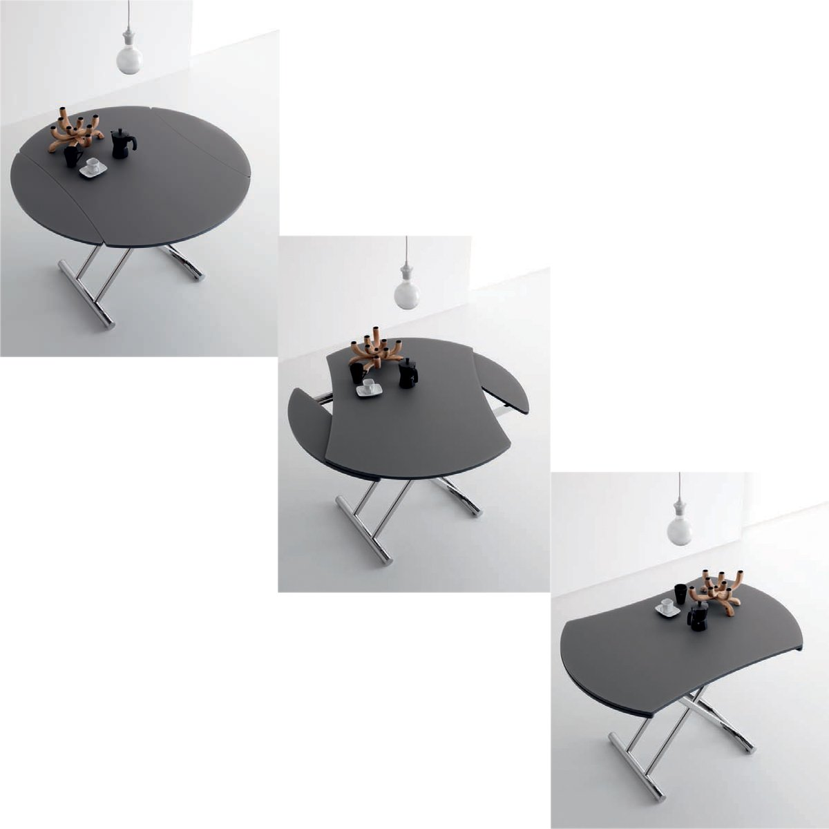 Table Basse Ronde En Verre Design Table Basse Relevable Ronde Nice Verre Opaque