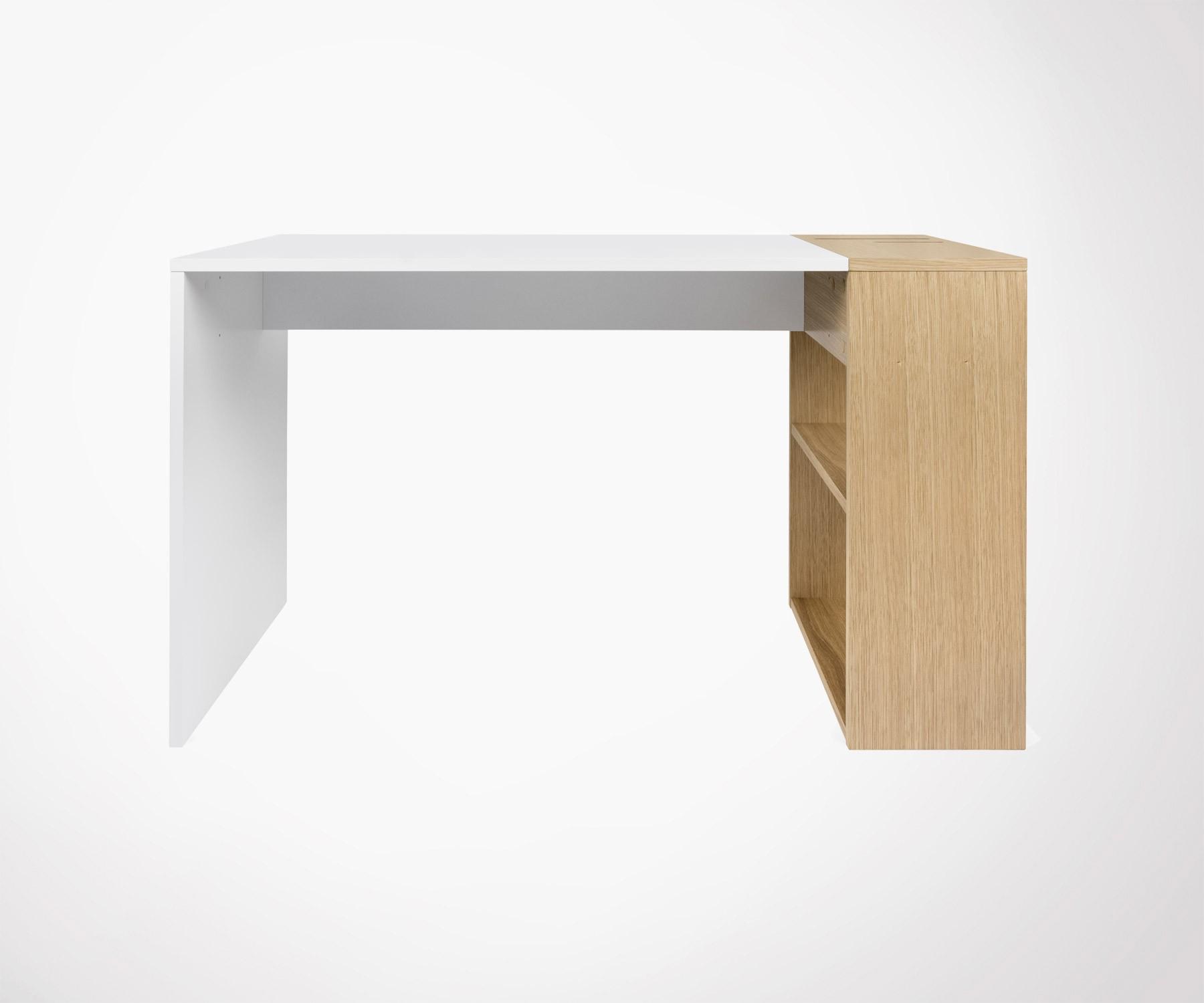 Bureaux en bois bureau simple abi