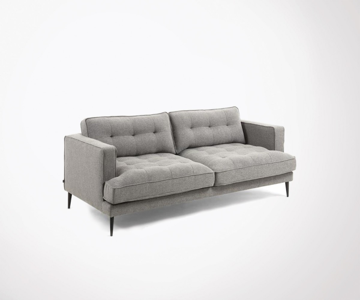 Canapé 3 Places Confortable Succumb For This Confortable Sofa Relax In Fabric